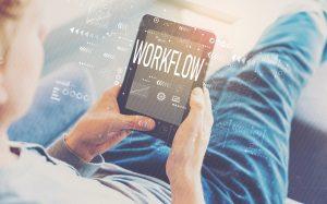 workflows bouwen